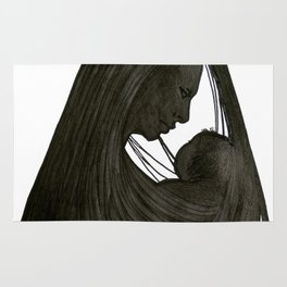 Mother and Child Rug