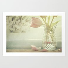 Make it Spring... Art Print