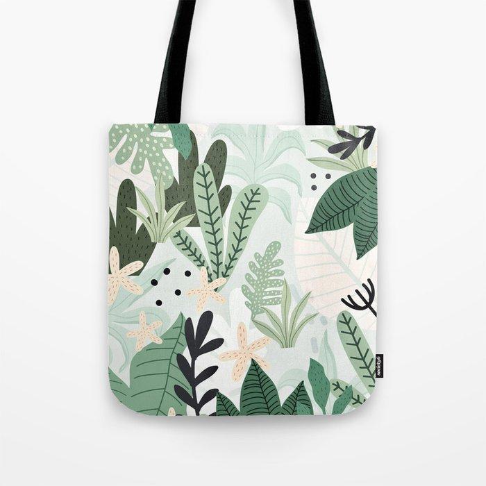 Into the jungle II Tote Bag