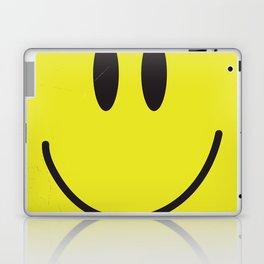 Acid house '91 vintage smiley face Laptop & iPad Skin