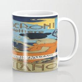 Vintage poster - A. Calderoni Gioielliere Coffee Mug
