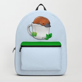 Pla-TEA-pus Backpack