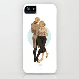 Ballroom dance iPhone Case