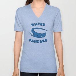 Water Pancake Unisex V-Neck
