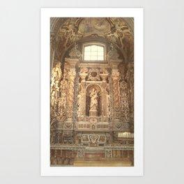 The Madona Art Print