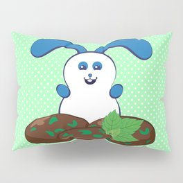 Ernest | Thinmintoholic Pillow Sham