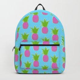 Pineapples (Summer Pink) Backpack