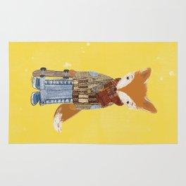 Fox Boy Rug