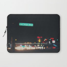 Las Vegas Boulevard ... Laptop Sleeve