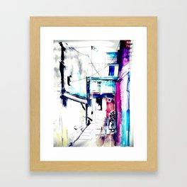 Home country Framed Art Print