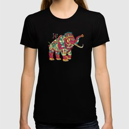 Mammoth, cool wall art for kids and adults alike T-shirt