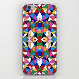Kaleidoscope III iPhone Skin