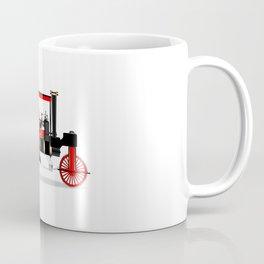 Vintage Steam Roller Coffee Mug