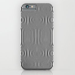 Beautiful illusive pattern iPhone Case