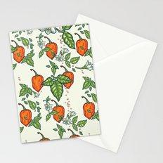 hot habanero Stationery Cards
