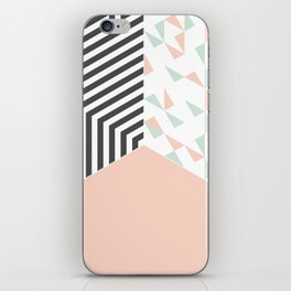 Pink Room #society6 #decor #buyart iPhone Skin