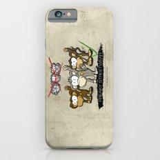 Protest Monkeys iPhone 6s Slim Case