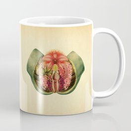 Lady Garden Botanical Coffee Mug