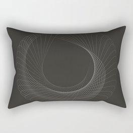 toroid.i Rectangular Pillow