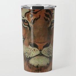 """"""" Tiger """" Travel Mug"""