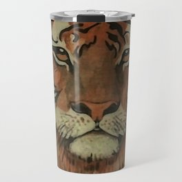 """ Tiger "" Travel Mug"