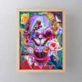 Precipice Framed Mini Art Print