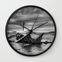 Admiral Von Tromp at Black Nab Wall Clock