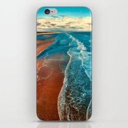 Sky Tide iPhone Skin