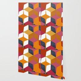 KALEIDOSCOPE 02 #HARLEQUIN Wallpaper