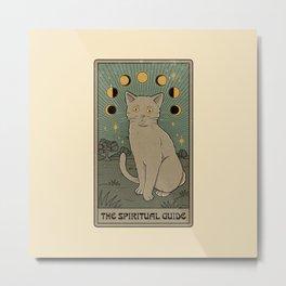 The Spiritual Guide Metal Print