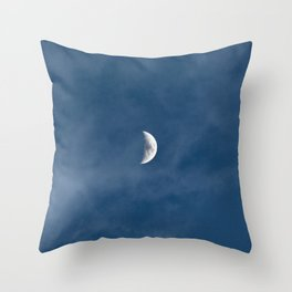 Dreaming | sky photography Throw Pillow