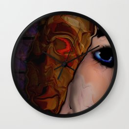 Complications of essentiality Wall Clock