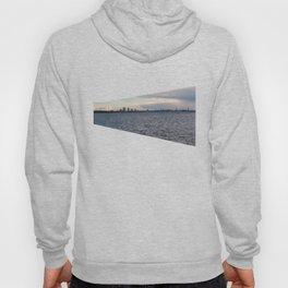 Sea City Skyline Hoody