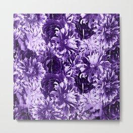 Lavender Passion Metal Print