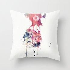 Sonmi 451. Throw Pillow