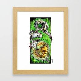 Centibird Framed Art Print