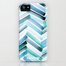 Cycladic Chevron Slim Case iPhone SE