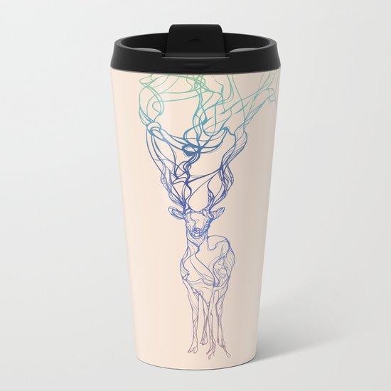 Craving Metal Travel Mug
