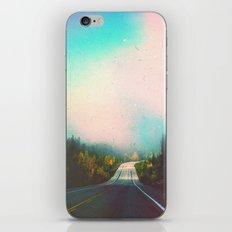 Footprints iPhone & iPod Skin