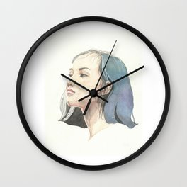 She (1 of 5) Wall Clock