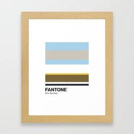 Sanchez & Smith - R. Sanchez Framed Art Print