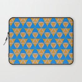 Magic Triad Pattern Laptop Sleeve