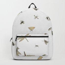 Bugs - Entomology pattern Backpack