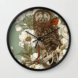 Sequester Wall Clock