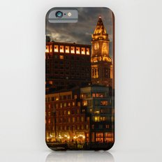 Night at Boston Harbor Slim Case iPhone 6s