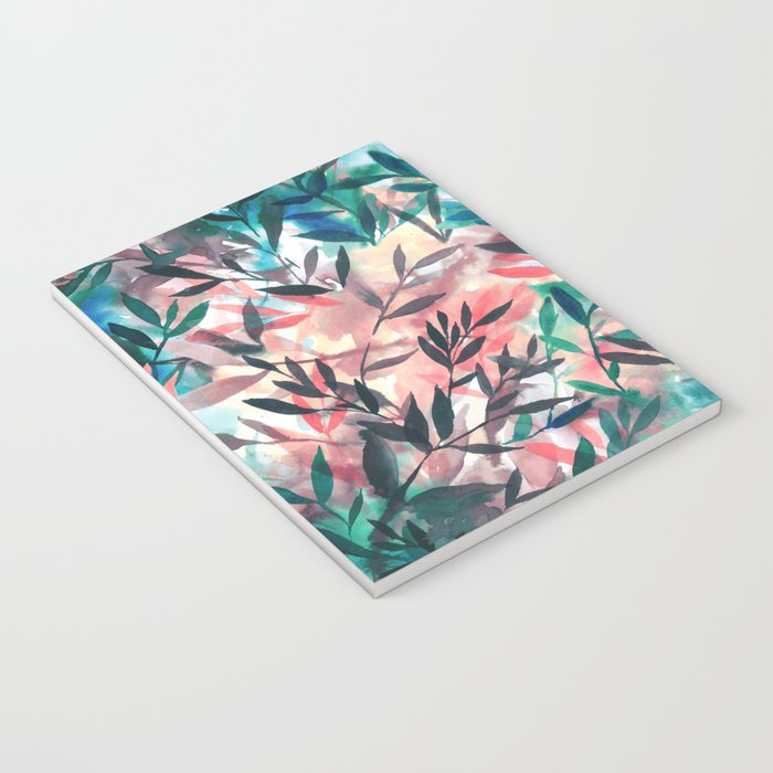 Changes Coral Notebook