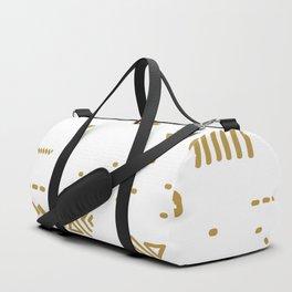 Boho Minimal Mood I. Duffle Bag