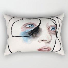 Trust me Rectangular Pillow