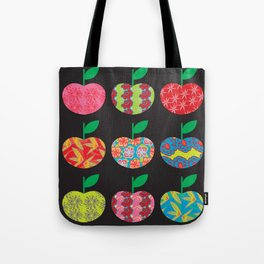 The Apples Tote Bag