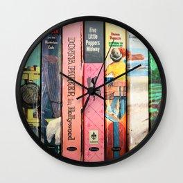 Vintage Children's Classics Wall Clock